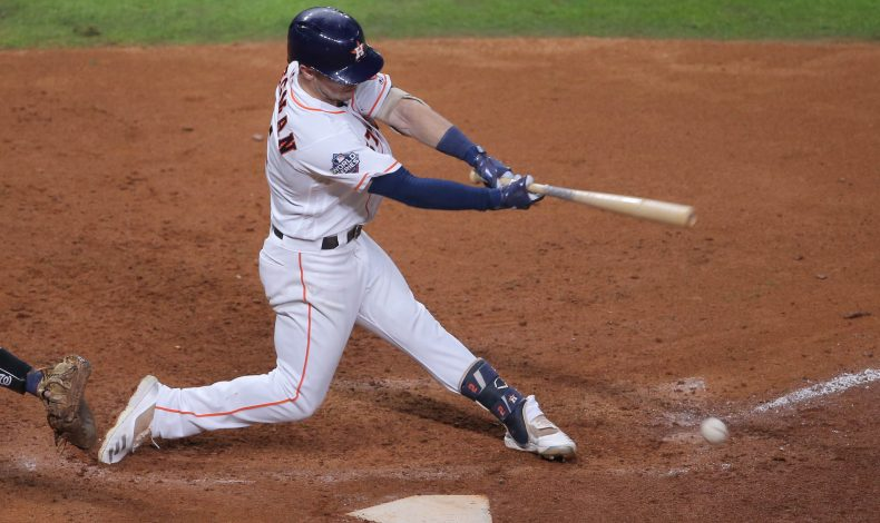 From the Outfield Grass: The Astros' Certain (Balls) Advantage