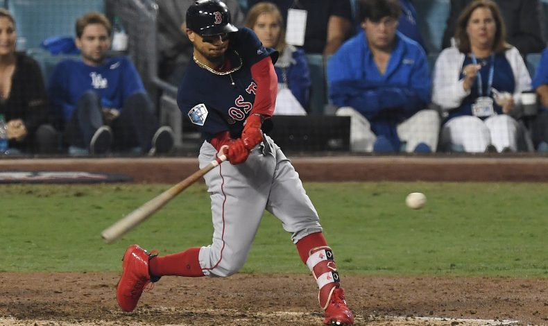 Dodgers Cash In, Red Sox Fold With Betts Blockbuster—Updated