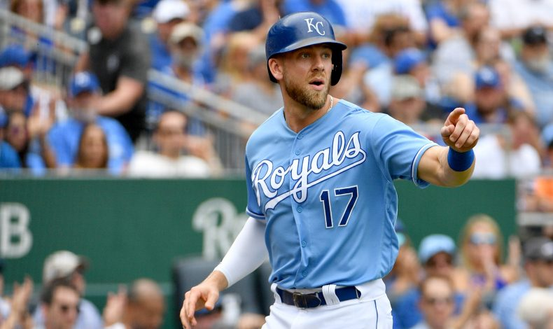 Fantasy Player Profile 2020: Does Hunter Dozier Deliver Another Doozy?
