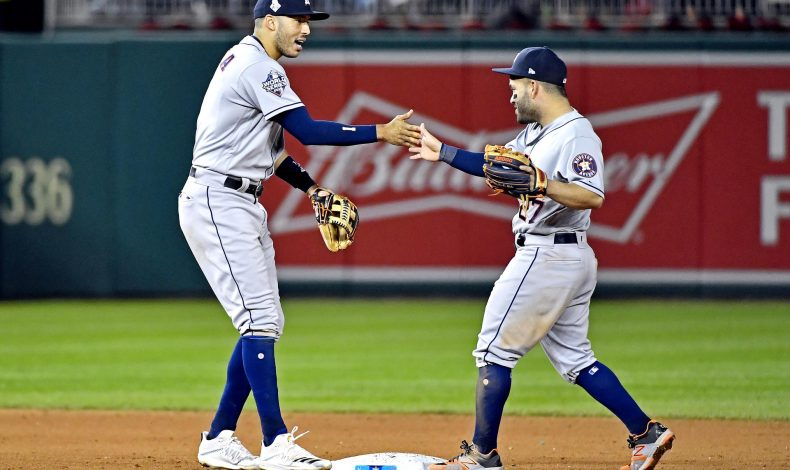 Moonshot: José Altuve Didn't Cheat, But The Red Sox Sure Did