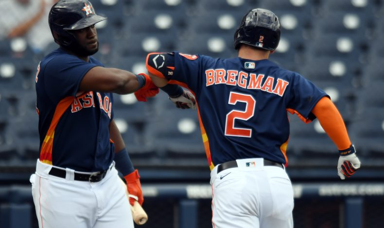 Playing the Percentiles: Houston Astros 2020 Season Preview