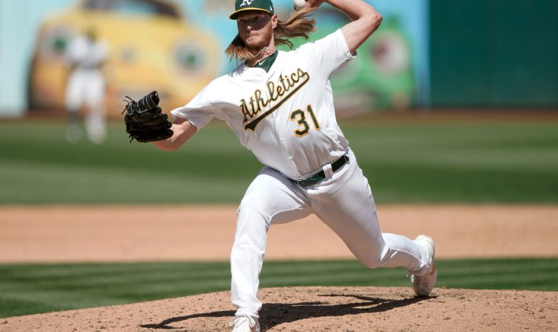 Oakland Athletics Top 10 Prospects