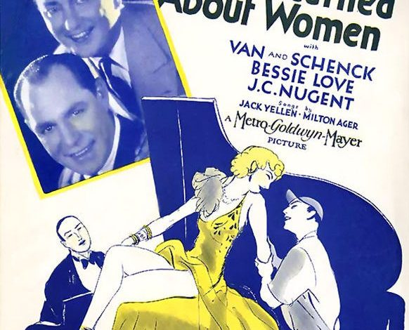 The Great BP Baseball Movie Guide: They Learned About Women (1930)