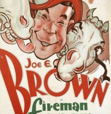 The Great BP Baseball Movie Guide: Fireman Save My Child! (1932)