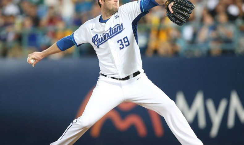 High and Tight: Meet the CPBL's Clayton Kershaw