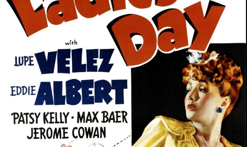 The Great BP Baseball Movie Guide: Ladies' Day (1943)