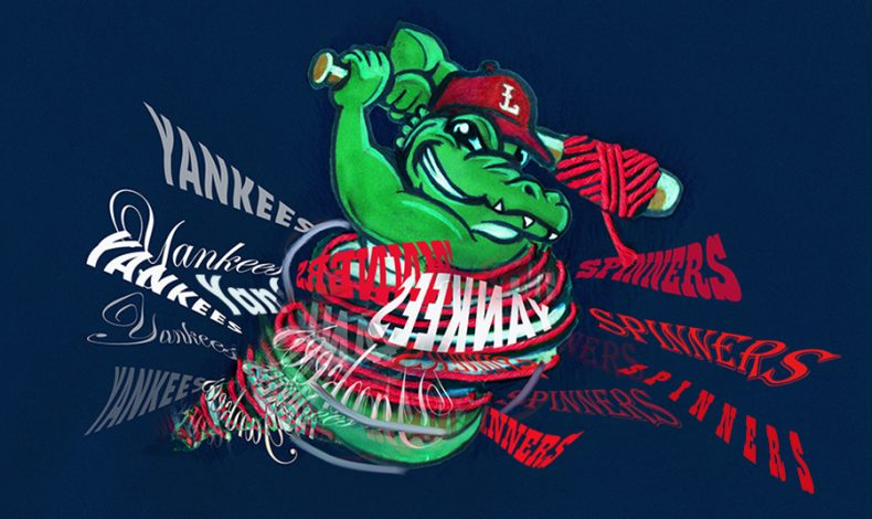 Too Far From Town: Lowell Spinners