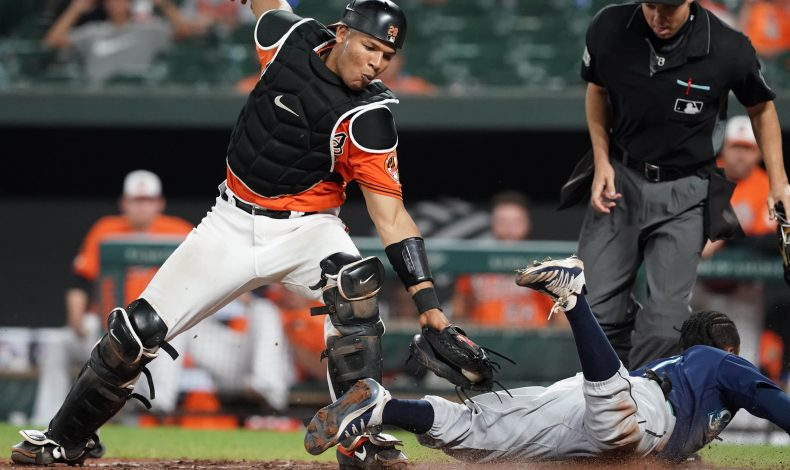 Baseball Therapy: Criminal Minds on the Basepaths