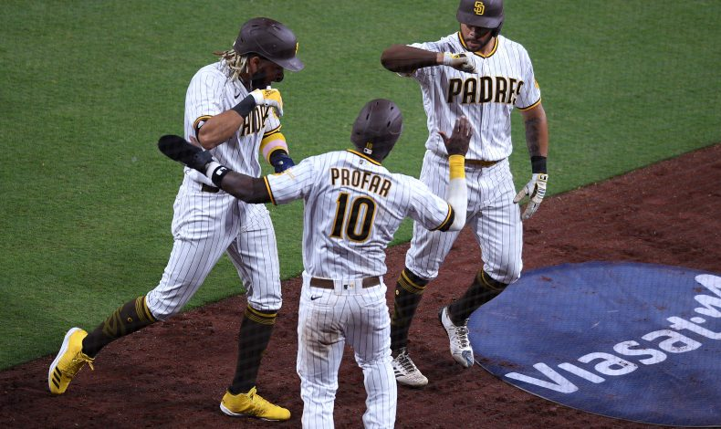 Rubbing Mud: The Padres' New-Look Offense