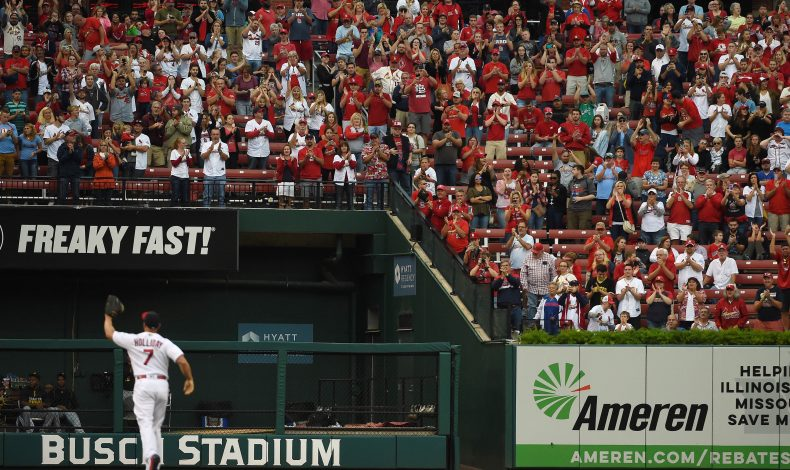 Out of the Money: The St. Louis Cardinals