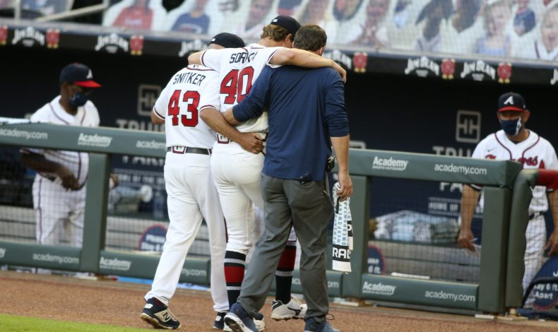 Transaction Analysis: Soroka Sidelined, Hamilton Debuts off Broadway