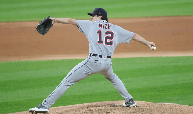 Rookie Review: Casey Mize (and Dane Dunning)