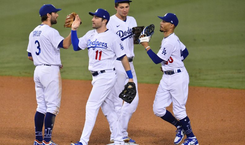 Out of the Park September 24-28: The Playoff Field is Set and the Dodgers Won 118 Games