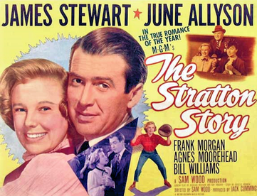 The Great BP Baseball Movie Guide: The Stratton Story