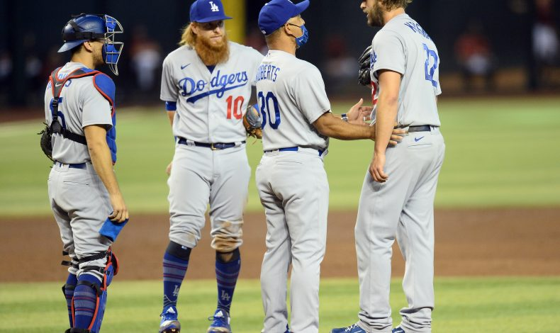 Moonshot: Dissecting Roberts' Role in the Kershaw Postseason Narrative