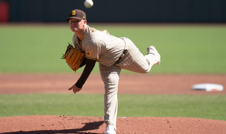 Padres Turn to Morejon to Stave Off Elimination