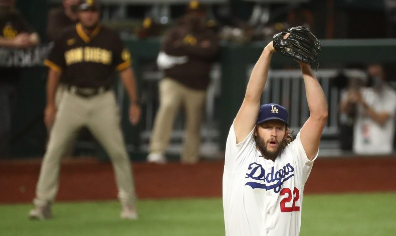 All Eyes on Kershaw to Even NLCS in Game 4