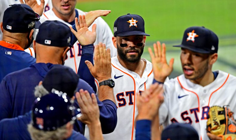What We Learned: Altuve's Give-and-Take