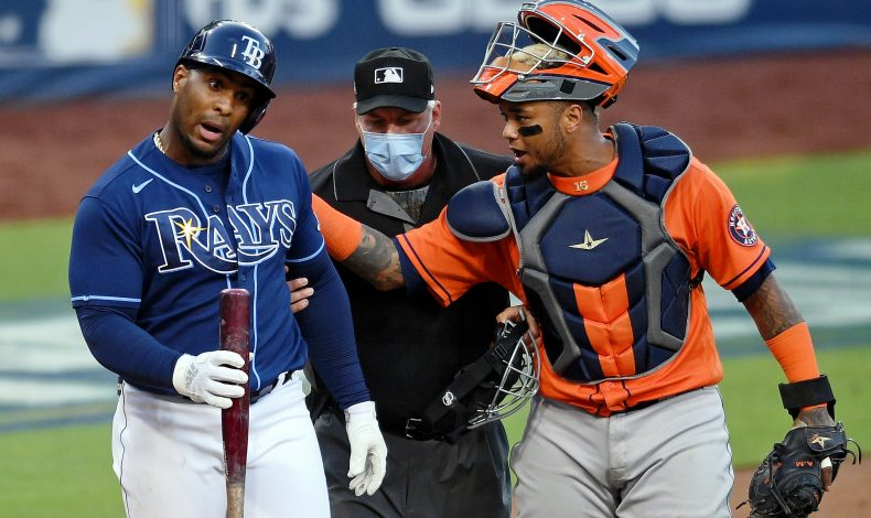 It Comes Down to Game 7 for Rays, Astros