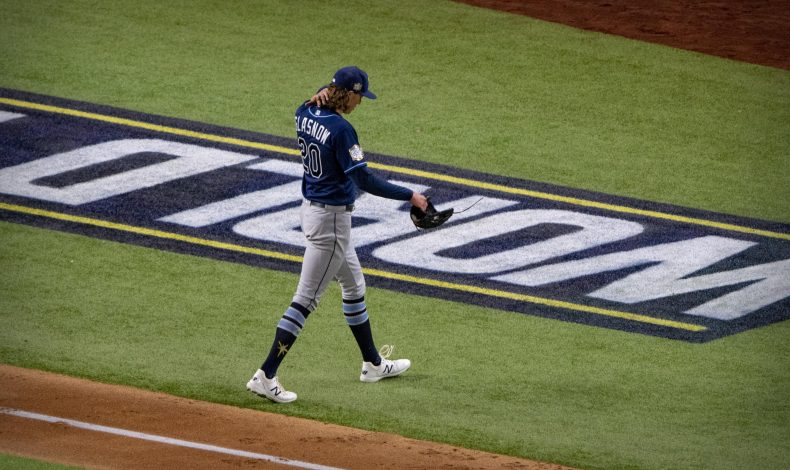 Dodgers, Rays Regroup With Game 1 Rematch