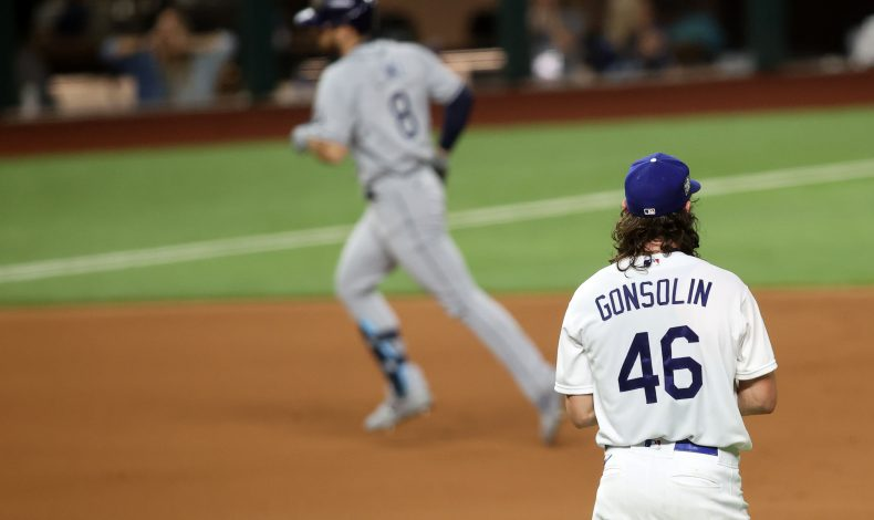 Do the Dodgers Have the Arms to Close it Out?