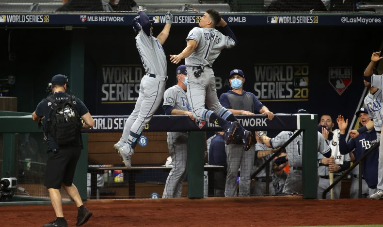 What We Learned: Home Runs Keep Coming, So Do the Rays
