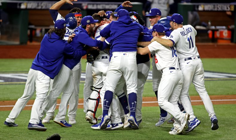 What We Learned: The Dodgers Are Champions