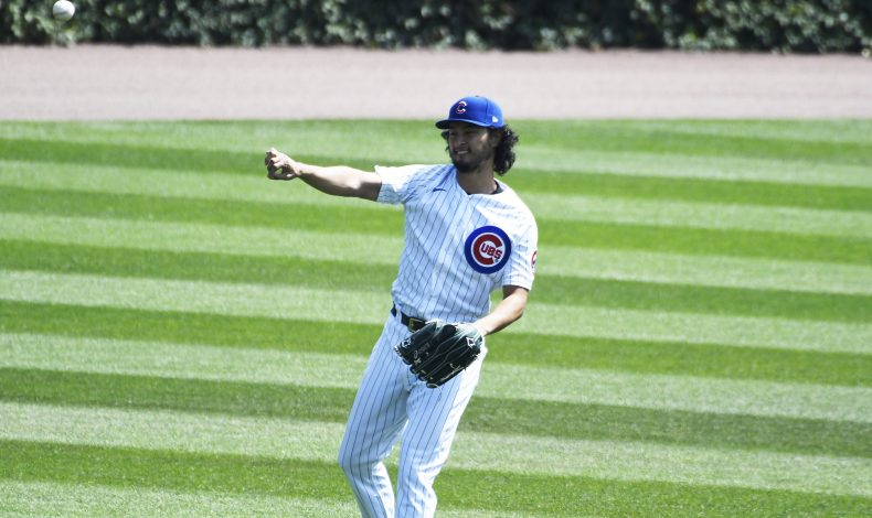 Padres Put Dodgers in Sights; Cubs Put NL Central out of Theirs