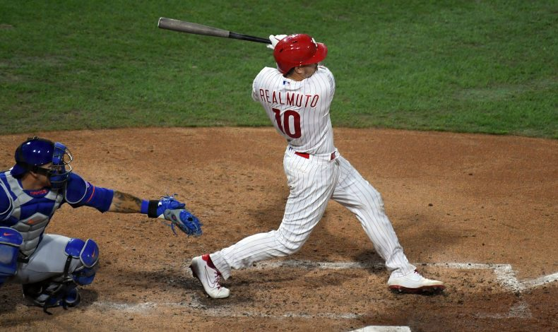 Phillies Keep It Real; Middle Infield Madness