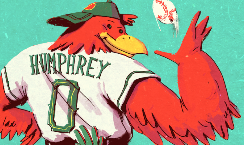Too Far From Town: Boise Hawks