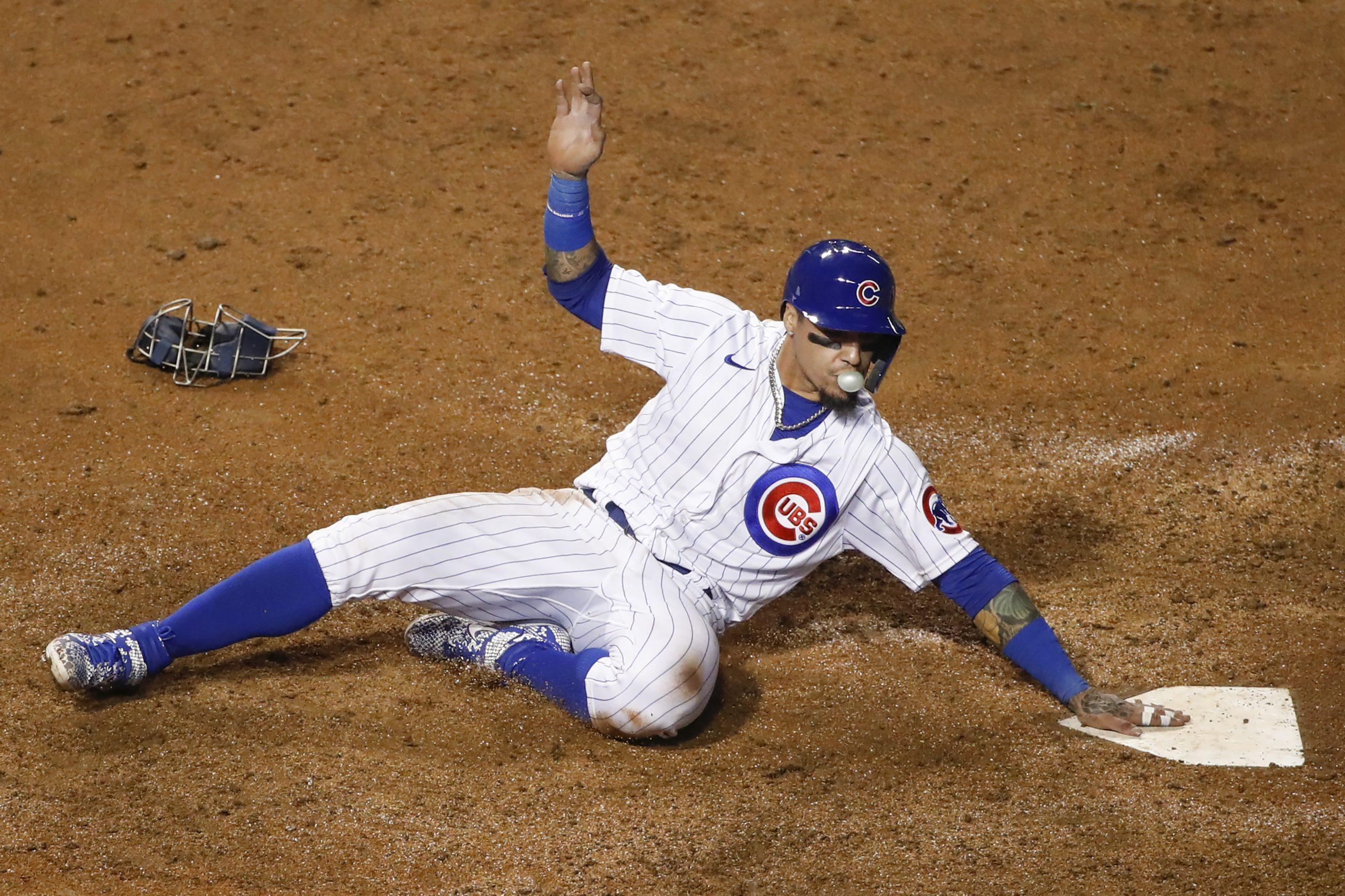 Willson Contreras vs. Yasmani Grandal - Baseball Prospectus