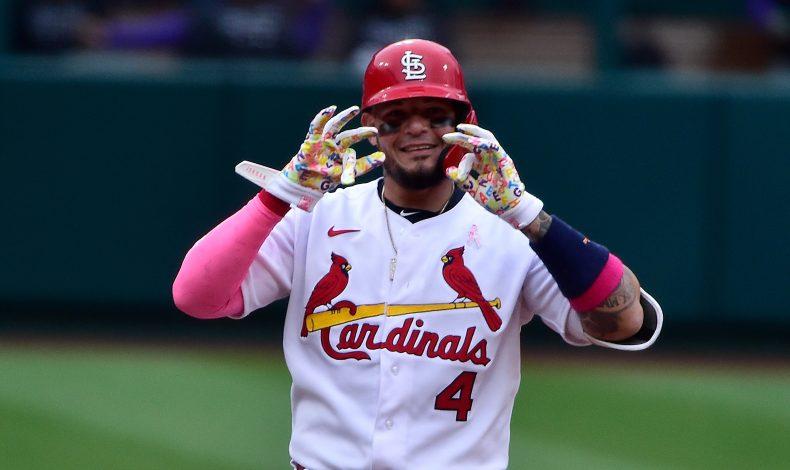 Off The Charts: Veterans Make The Cardinals Go Vroom