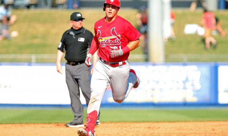 MLU: Nolan Gorman Hit All of the Home Runs