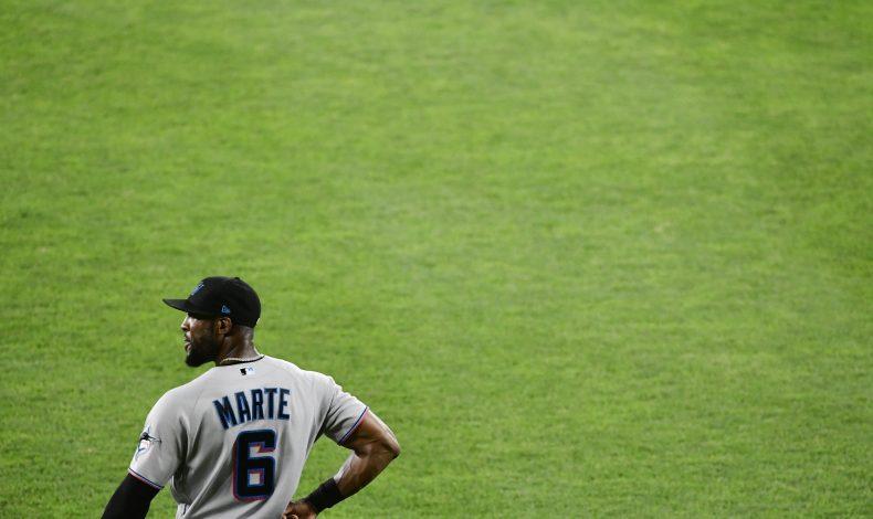 Marte to A's in Challenge Trade; Escobar Boosts Milwaukee Offense: Cincinnati Buffs Bullpen